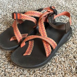 Shoes - Orange chacos